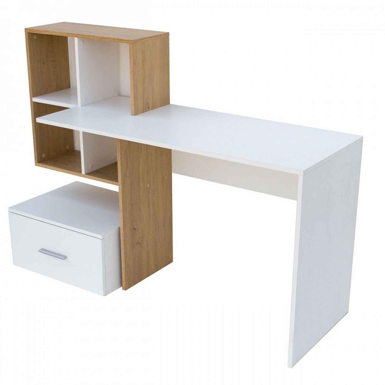 Γραφείο 149X50X105 White TO-DESKHO1S