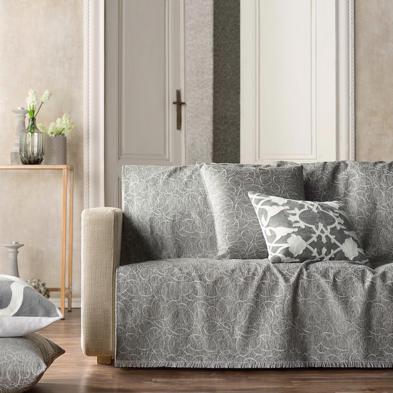 Ριχτάρι 595 Grey Gofis Home Διθέσιο 180x250cm