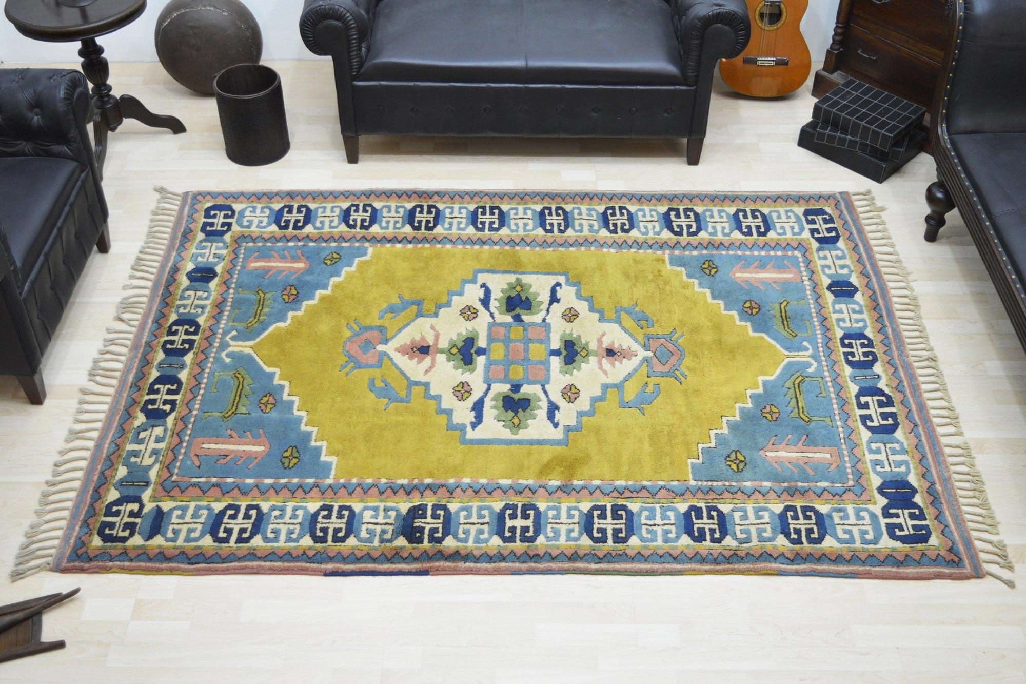 Χειροποίητο Χαλί Turkish Kars Wool 242Χ172 160X230