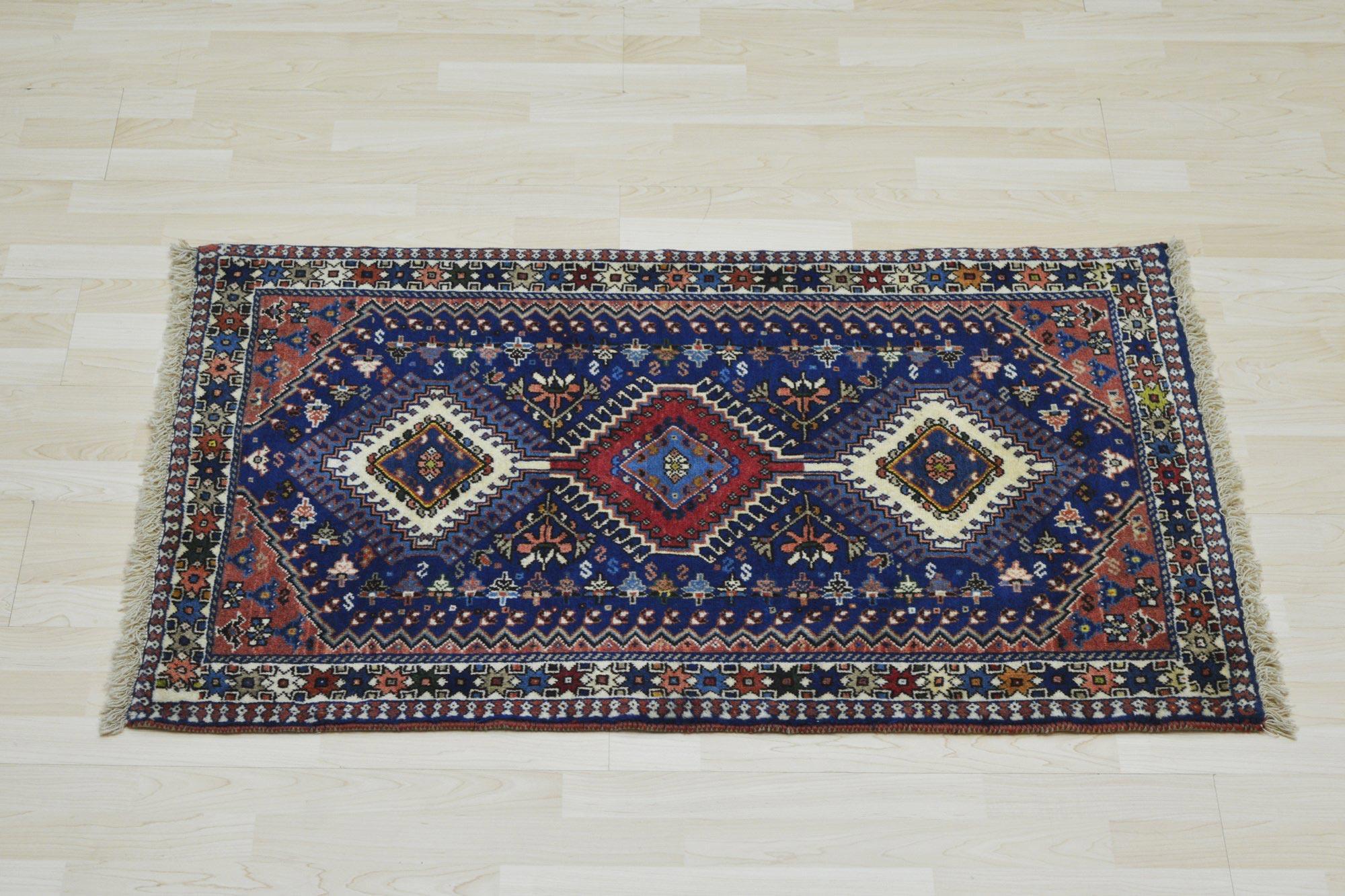 Χειροποίητο Χαλί Persian Nomadic Yalameh Wool 120Χ79 70X150