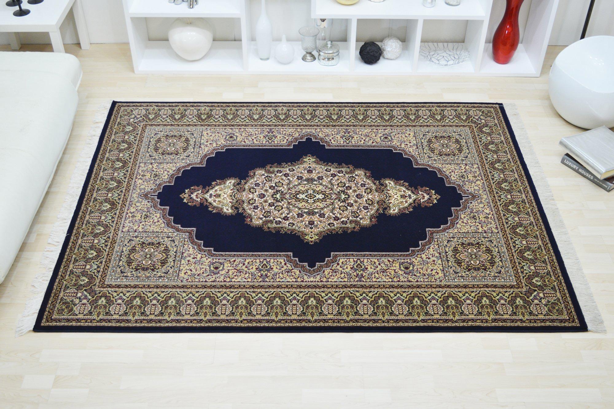 Χαλί Roubayat Kerima Classic 031 Blue 200X250