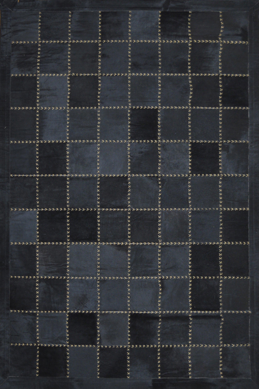 Χαλί Senses 341 Black 160X230