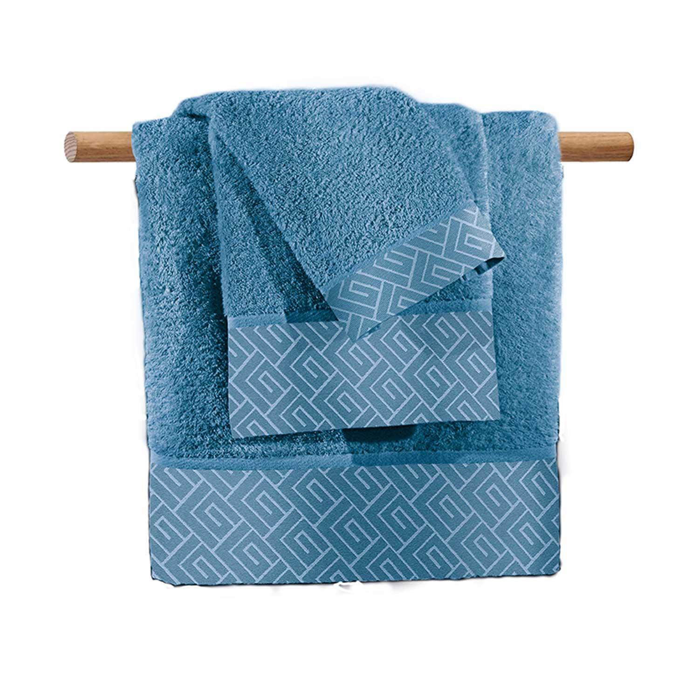 Πετσέτα Famous Blue Guy Laroche Σώματος 90x150cm
