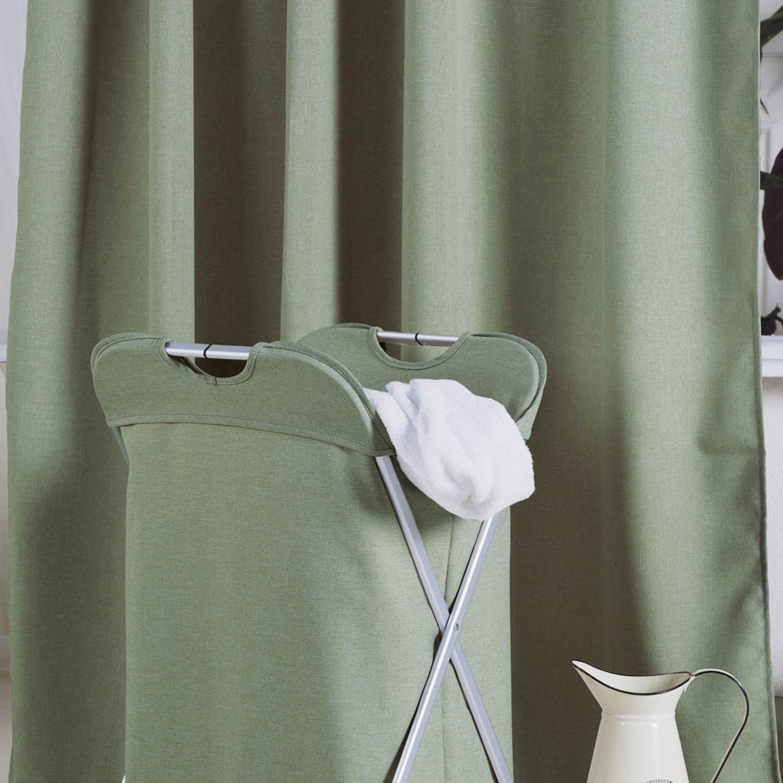Κουρτίνα Μπάνιου Linus 10 Kentia Φάρδος 180cm 180x200cm