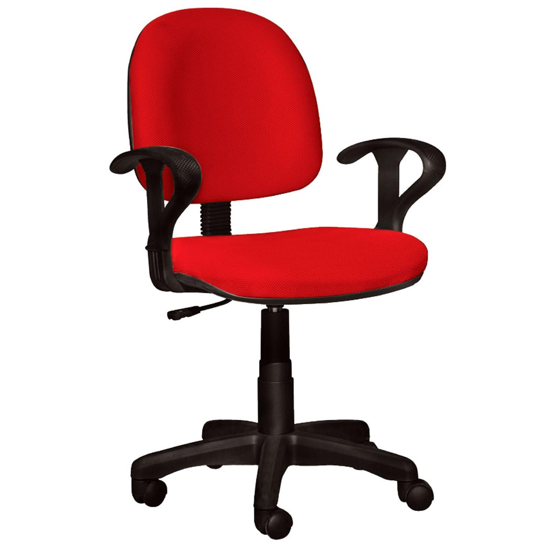 Καρέκλα Γραφείου BF433 Red EO225.5M 59xX58X81/99 cm