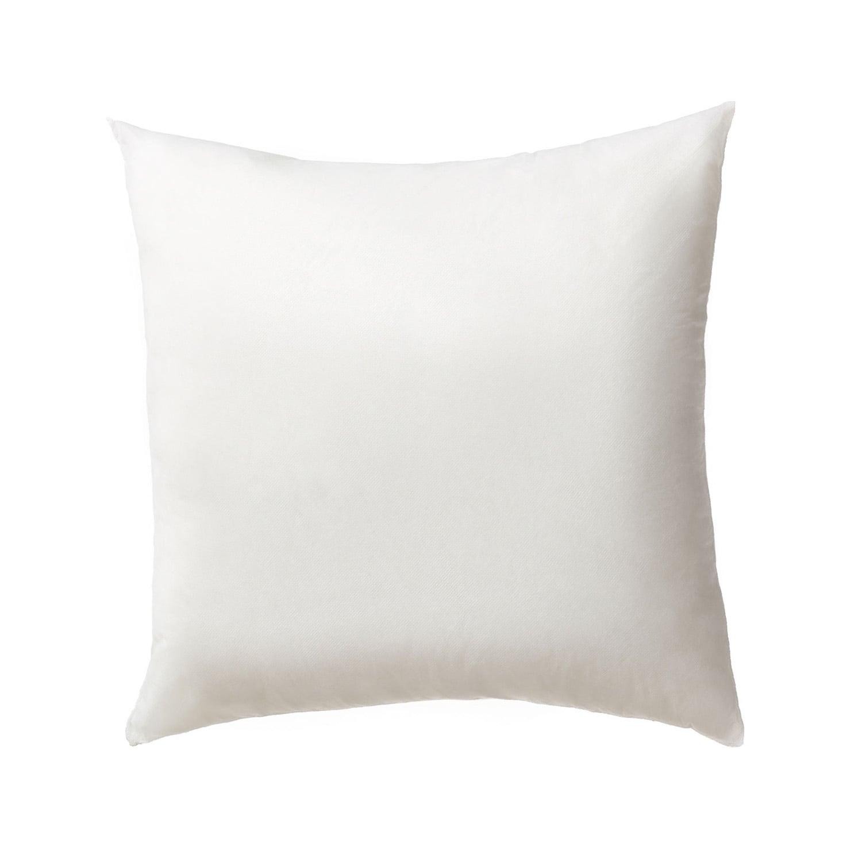 Μαξιλάρι Γεμίσματος 912/03 White Gofis Home 50X50 100% Polyester
