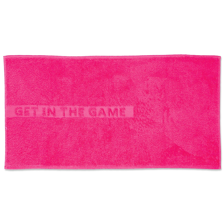 Πετσέτα Γυμναστηρίου Πάγκου-Στρώματος Fuchsia Nef Nef Γυμναστηρίου 45x100cm
