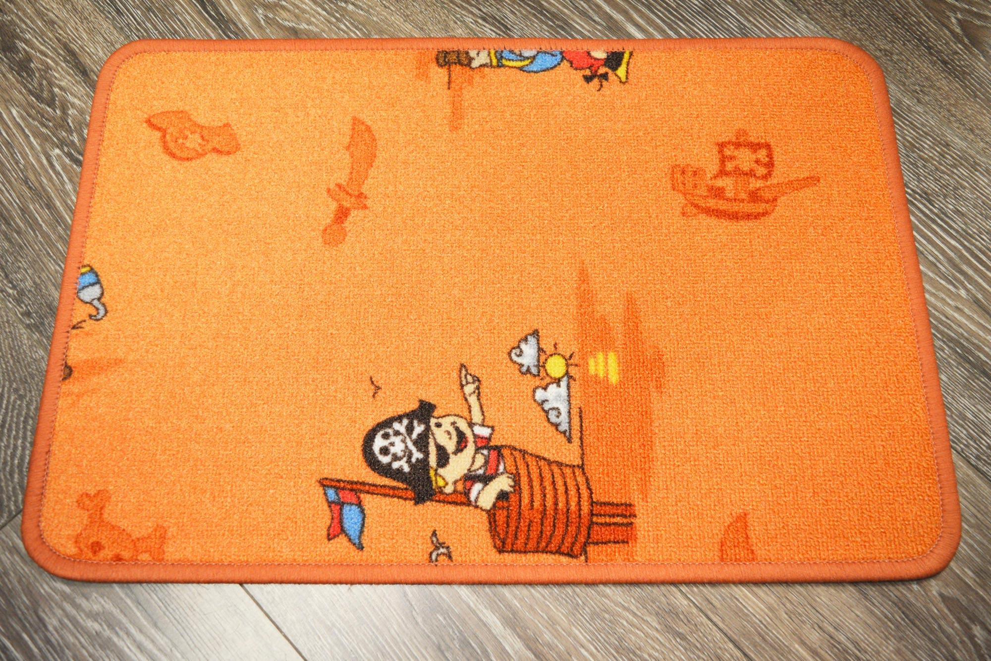Μοκέτα Παιδική Pirates 84 Orange 200X…