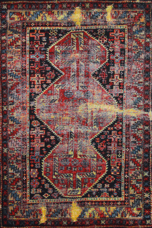 Χαλί Mohamadi 21115-010 Red 200X300