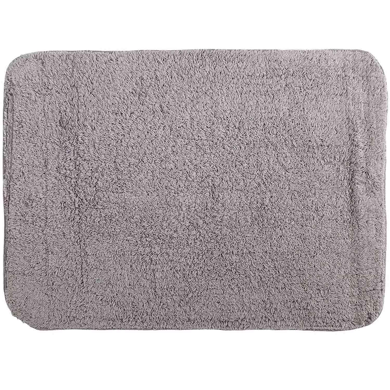 Πατάκι Μπάνιου Campione 05581.007 Grey Medium 50x70cm