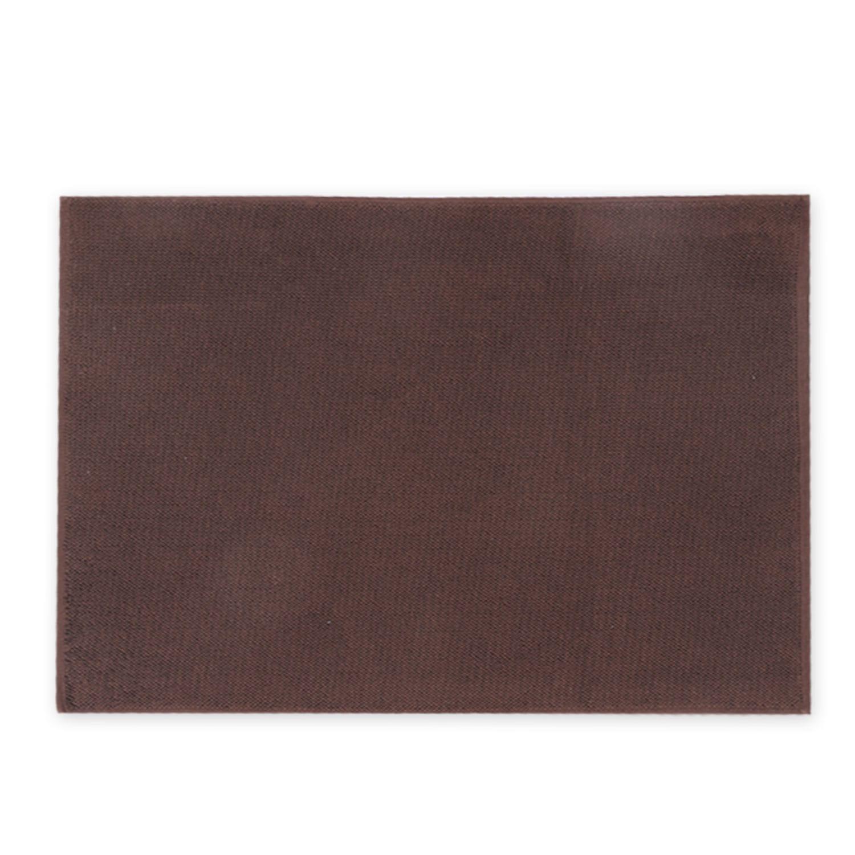 Πατάκι Μπάνιου Ravena Brown Nef-Nef Medium 55x80cm