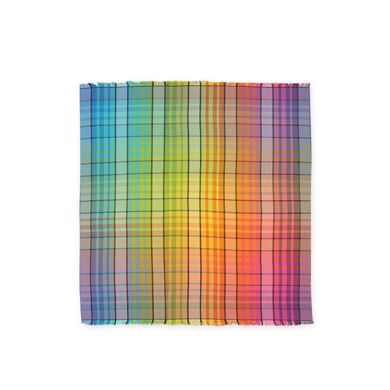 Πετσέτα Θαλάσσης Παρεό Carol Multi Nef Nef Θαλάσσης 180x180cm
