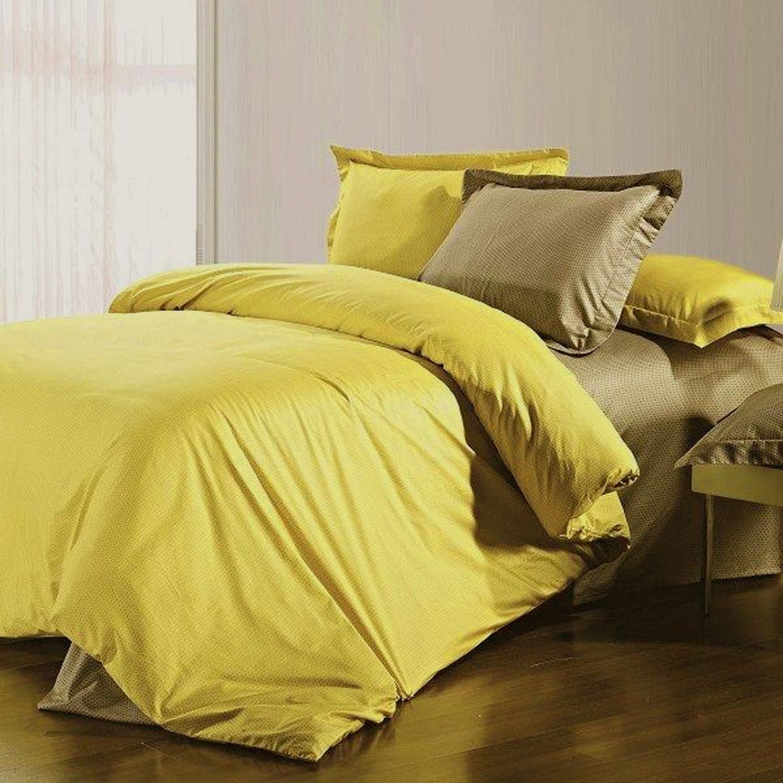 Σεντόνι Colours Lime Pierre Cardin Μονό 170x260cm