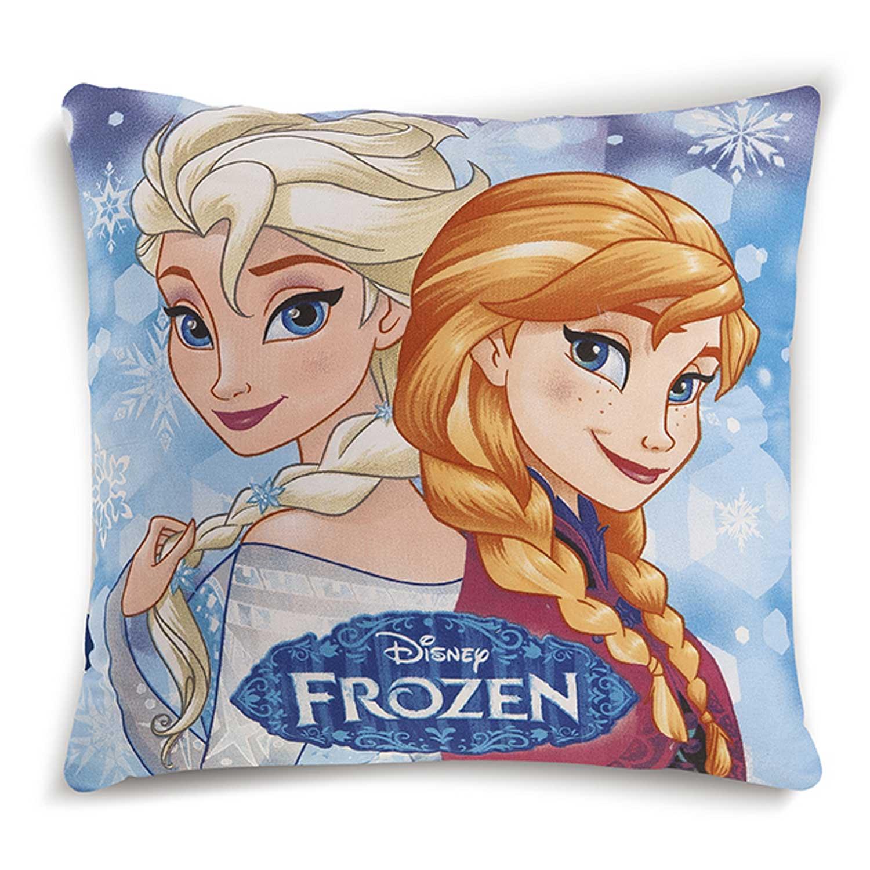 Διακοσμητικό Μαξιλάρι Frozen 12 (Με Γέμιση) DimCol 40Χ40