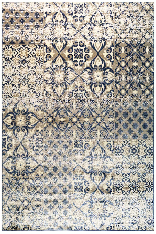 Χαλί Ammos 1641-044 Beige-Grey 160X230
