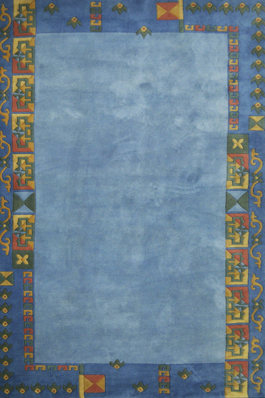 Χαλί Nepal Tib 017/Blue 70X150