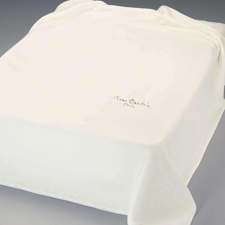 Κουβέρτα 545 Natural Pierre Cardin Υπέρδιπλo 220x240cm