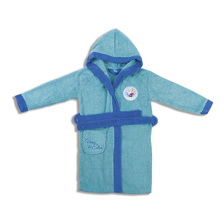 Μπουρνούζι Παιδικό Frozen Τυρκουάζ DimCol 0-2 ετών No 2