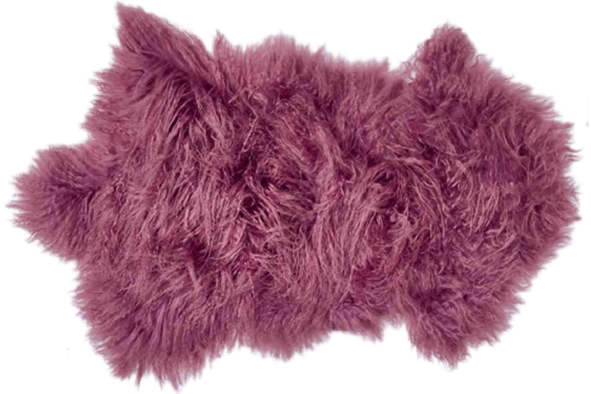Χαλί Pelle Tibet Violet Carpet Couture 100X200