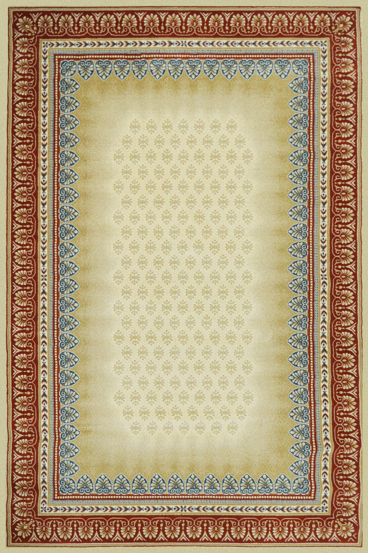 Χαλί Bora Beige-Copper Barok 70X150