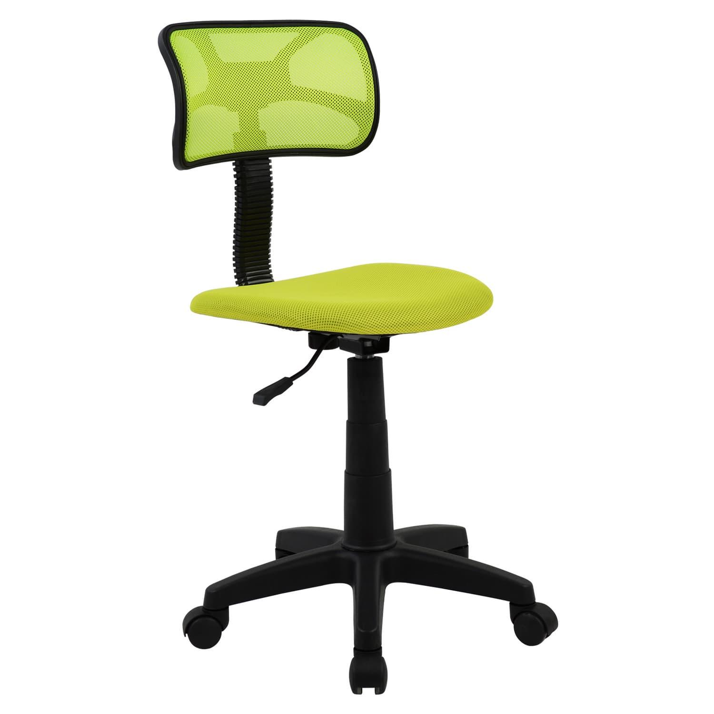 Καρέκλα Γραφείου Hm1026.03 Λαχανί 40,5Χ50,5Χ91,5cm