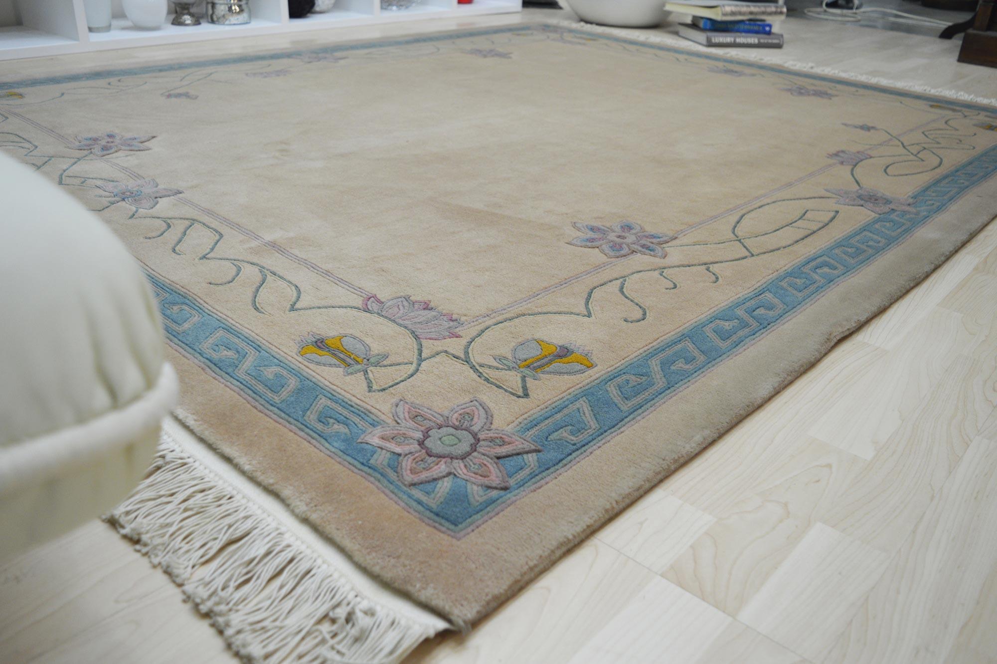 Χειροποίητο Χαλί Emper'S Gard. Wool 200Χ250 200X250