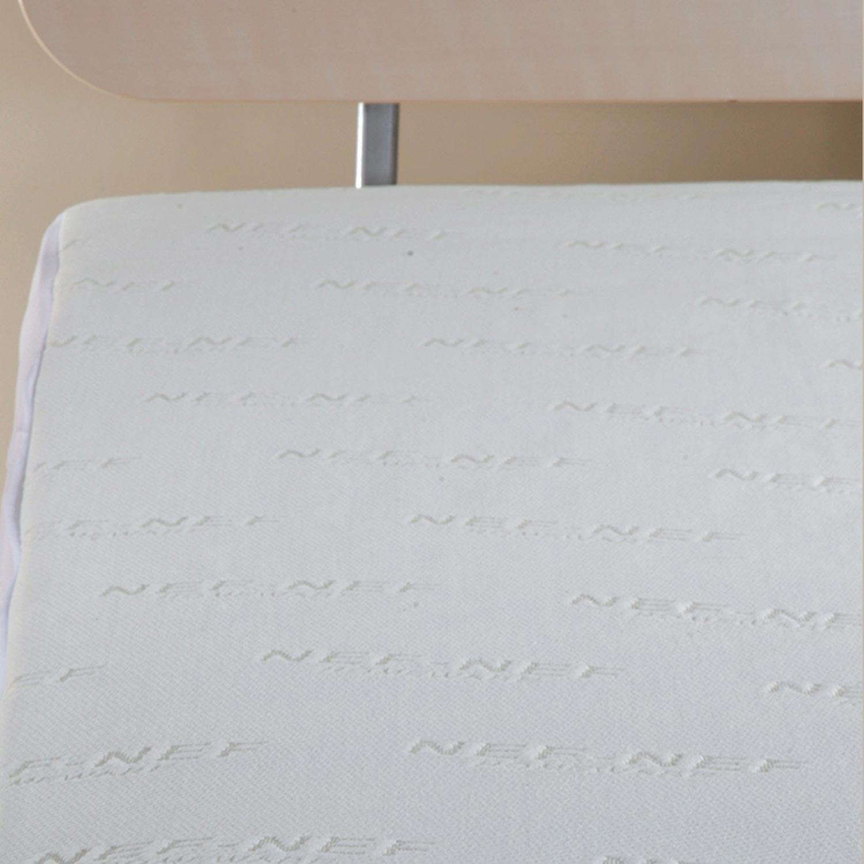 Κάλυμμα Μαξιλαριού Σετ 2 τμχ Ζακάρ & PU Nef Nef 50Χ70