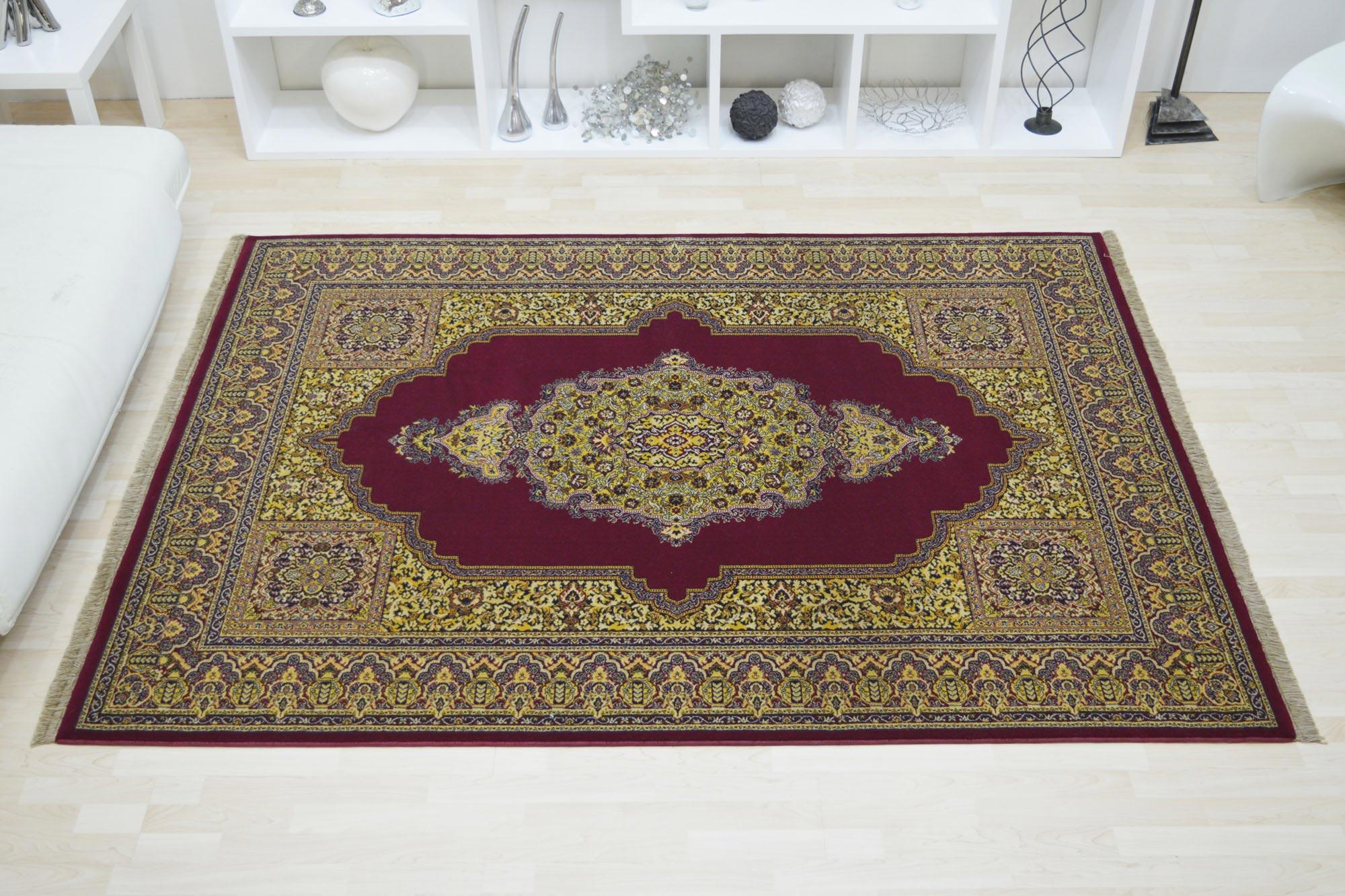 Χαλί Roubayat Kerima Classic 031 Red-Yellow 200X250