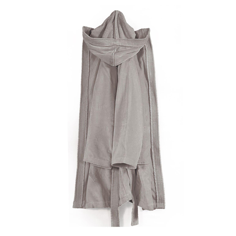 Μπουρνούζι Style Grey Nef-Nef Medium M
