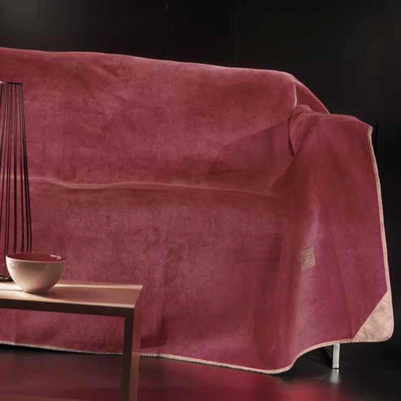 Ριχτάρι Ruby Burgundy Guy Laroche Διθέσιο 170x250cm