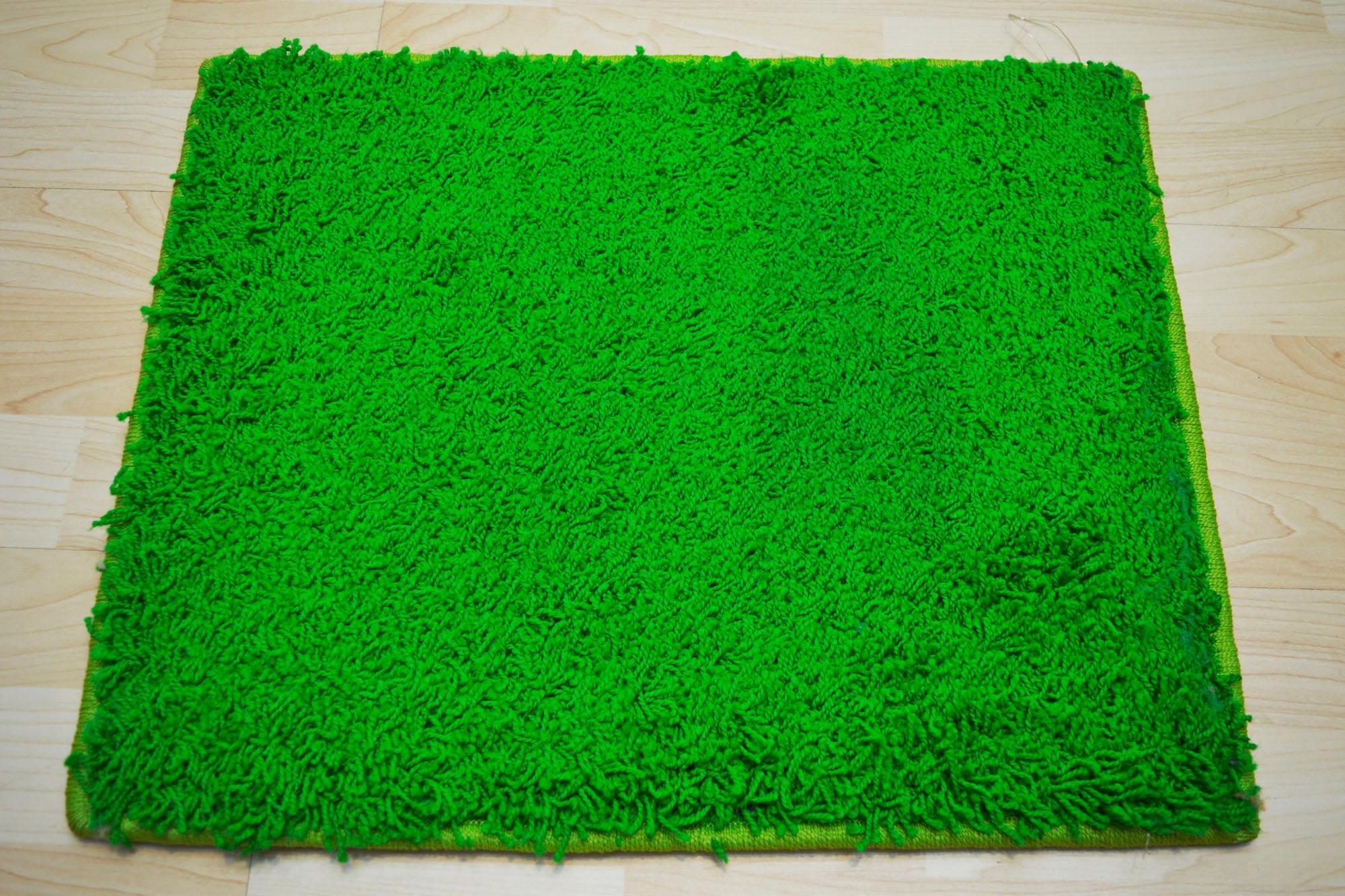 Μοκέτα Furore Shaggy 345 Dark Green 400X…