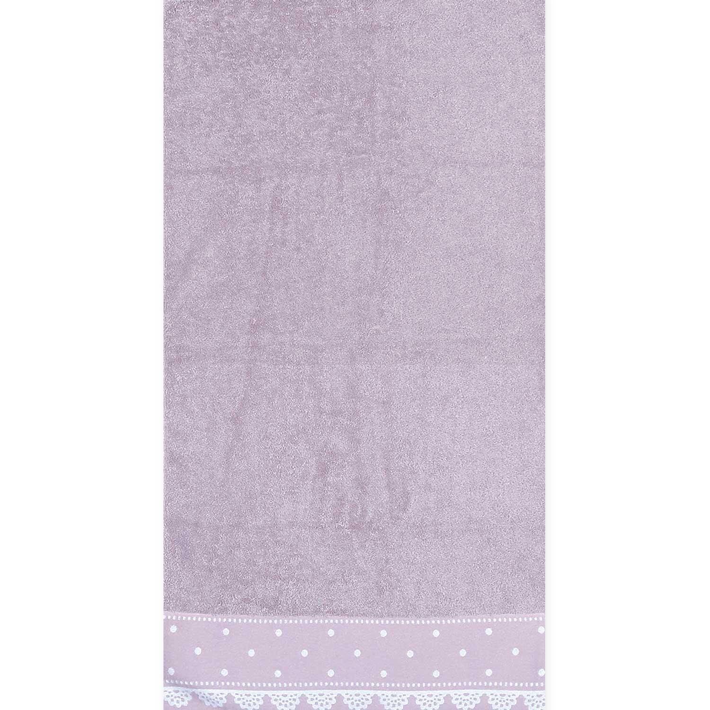 Πετσέτα Romantic Lilac Nef-Nef Χεριών 30x50cm