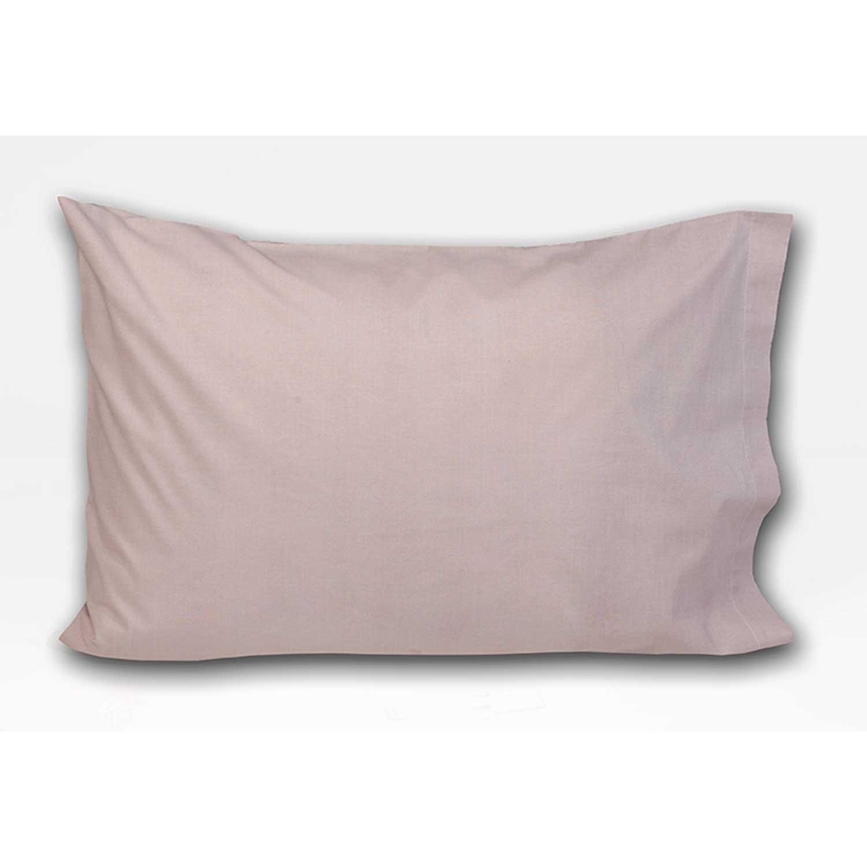Σεντόνι Unicolor Dusty Lilac Με Λάστιχο Nima Μονό 100x200cm