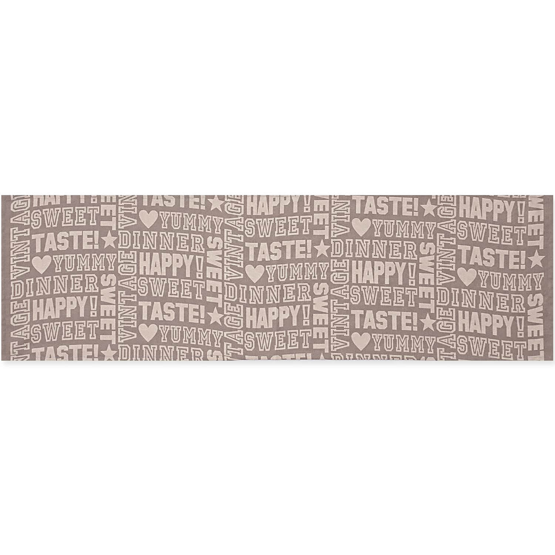 Τραβέρσα 45χ140 Taste Grey Nef-Nef 40Χ150