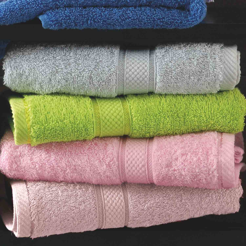 Πετσέτα Basic Pink Ρυθμός Σώματος 80x150cm