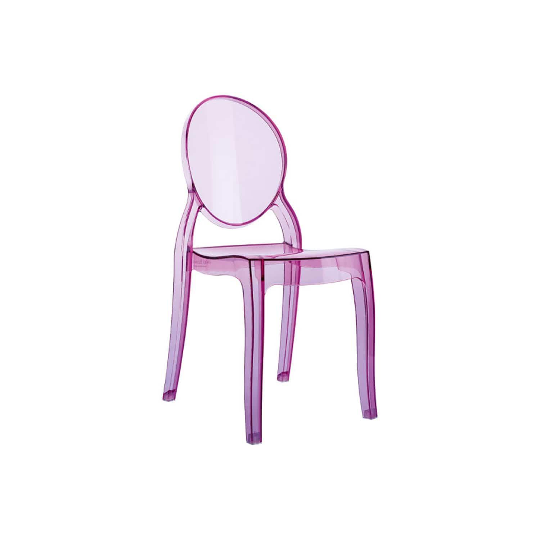 Καρέκλα Elizabeth Baby Pink 32-0171 Siesta