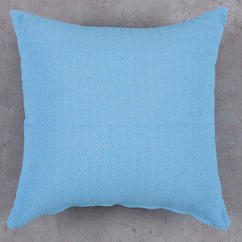 Διακοσμητική Μαξιλαροθήκη Huggy Blue Nima 50X50