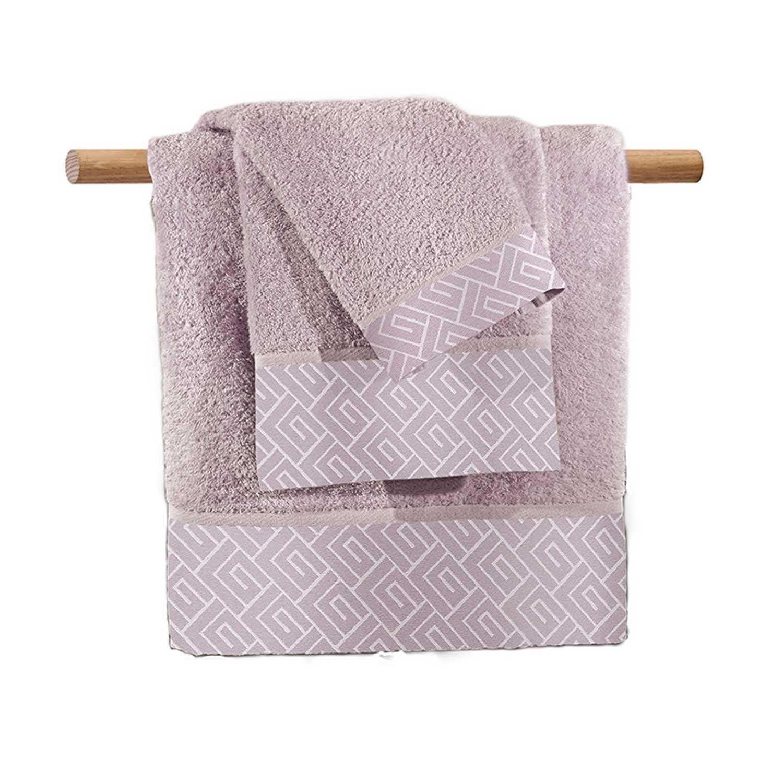 Πετσέτα Famous Lilac Guy Laroche Προσώπου 50x100cm