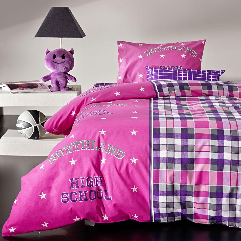 Πάπλωμα Παιδικό Northland 02 Pink Nima Μονό 160x240cm