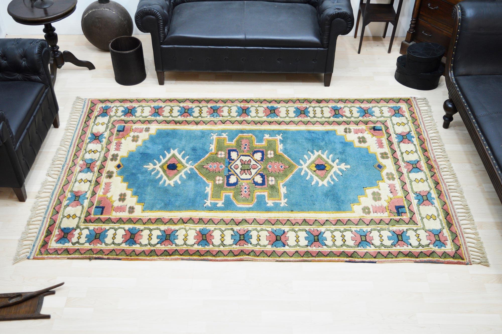 Χειροποίητο Χαλί Turkish Kars Wool 246Χ155 160X230