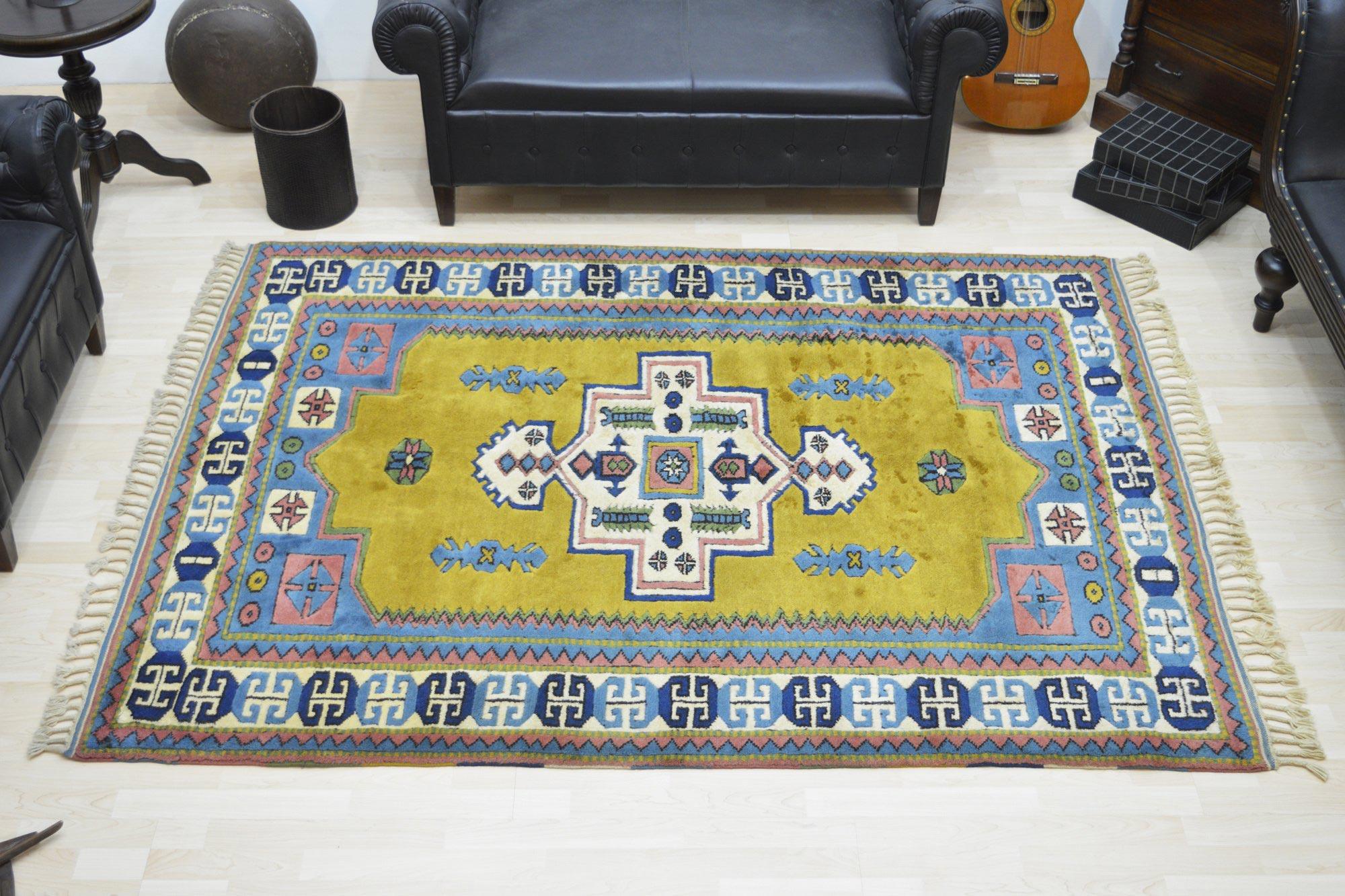 Χειροποίητο Χαλί Turkish Kars Wool 232Χ170 160X230