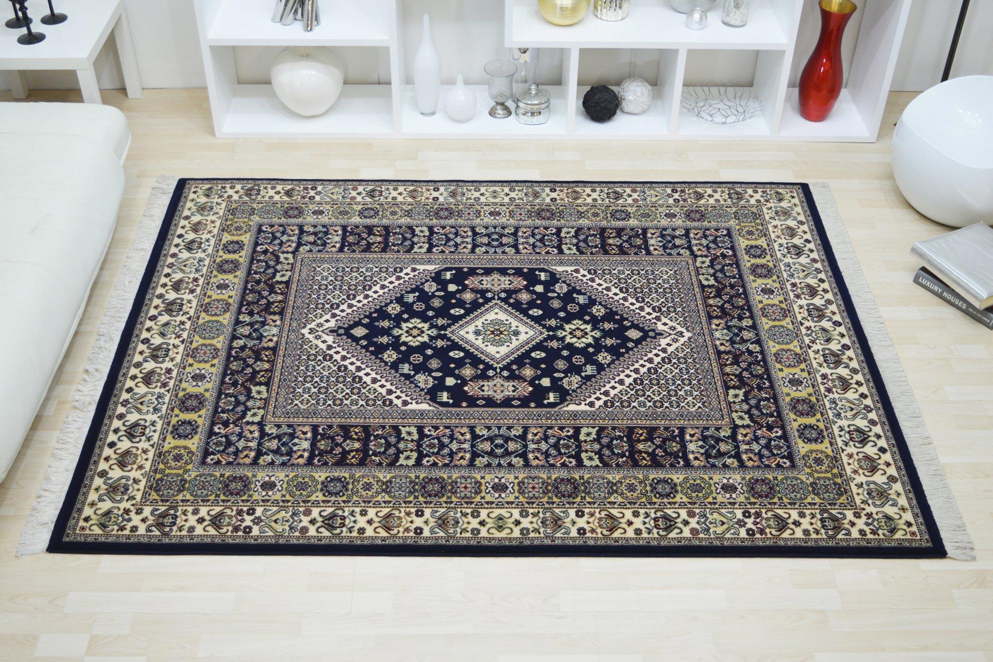 Χαλί Roubayat Οσμαν Classic 040 Blue 200X250