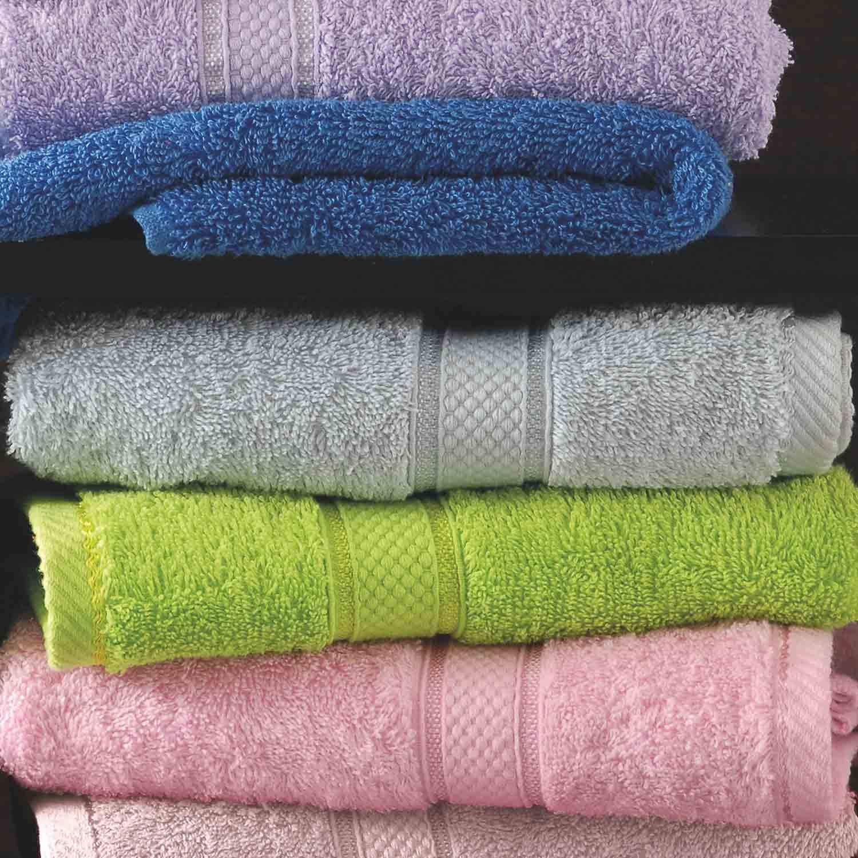 Πετσέτα Basic Grey Ρυθμός Σώματος 100x150cm