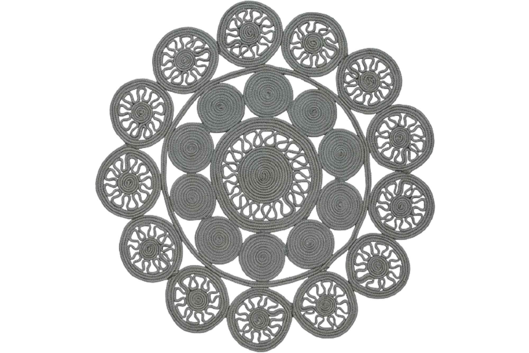 Χαλί Alyssa Silver 2B Carpet Couture 100X200