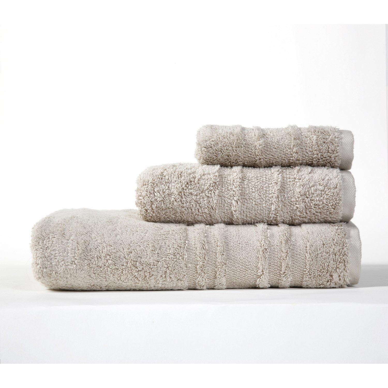 Πετσέτα Supreme 650 Mocca Nef-Nef Προσώπου 50x100cm