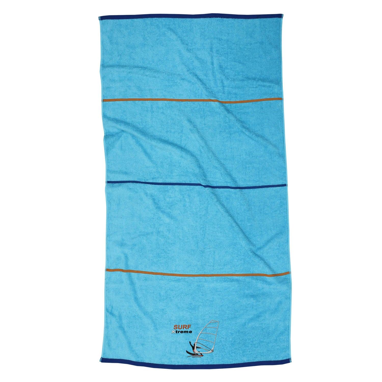 Πετσέτα Θαλάσσης Surf Turquoise Anna Riska Θαλάσσης 90x160cm