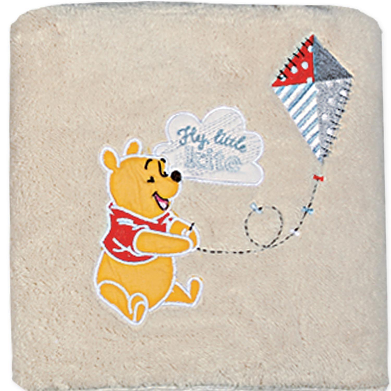 Κουβέρτα Winnie Fly Kite Beige Nef-Nef Κούνιας 110x150cm