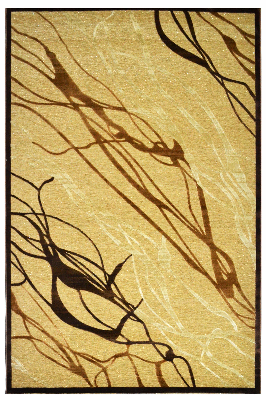Χαλί Sunrise 13345-870 Beige-Gold 140X200