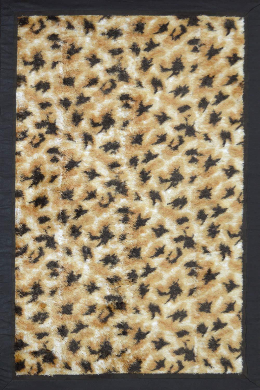 Χαλί Minimal Aslanis 3244 Beige-Brown 160X230