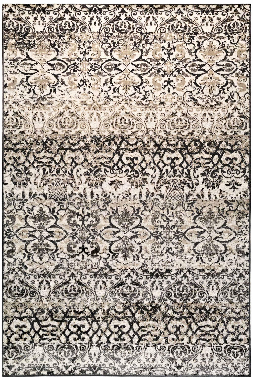 Χαλί Ammos 1633-026 Grey-Beige 160X230